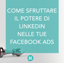 Facebook Ads e LinkedIn